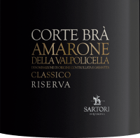 Vorschau: Corte Brá Amarone della Valpolicella Classico Riserva DOCG 2013 - Sartori di Verona