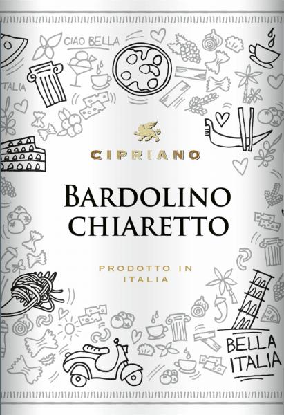 Mit dem Cipriano di Venezia Bardolino Chiaretto kommt ein erstklassiger Roséwein ins geschwenkte Glas. Hierin präsentiert er eine wunderbar brillante, rosarote Farbe. Idealerweise in ein Weissweinglas eingegossen, präsentiert dieser Roséwein aus der Alten Welt herrlich ausdrucksstarke Aromen nach Lilie, Jasmin, Parfum-Rose und Heidelbeere, abgerundet von weiteren fruchtigen Nuancen. Dieser Rosé von Cipriano di Venezia ist ideal für alle Weinliebhaber, die möglichst wenig Restsüße im Wein mögen. Dabei zeigt er sich aber nie karg oder spröde, was bei einem Wein im Einstiegsbereich absolut keine Selbstverständlichkeit ist. Auf der Zunge zeichnet sich dieser leichtfüßige Roséwein durch eine ungemein leichte Textur aus. Durch die moderate Fruchtsäure schmeichelt der Bardolino Chiaretto mit samtigem Gaumengefühl, ohne es gleichzeitig an saftiger Lebendigkeit missen zu lassen. Im Abgang begeistert dieser jugendliche Roséwein aus der Weinbauregion Venetien schließlich mit guter Länge. Es zeigen sich erneut Anklänge an Lilie und Veilchen. Vinifikation des Cipriano di Venezia Bardolino Chiaretto Ausgangspunkt für die erstklassige und wunderbar elegante Cuvée Bardolino Chiaretto von Cipriano di Venezia sind Corvina, Molinara und Rondinella Trauben. Nach der Handlese gelangen die Trauben umgehend in die Kellerei. Hier werden Sie sortiert und behutsam aufgebrochen. Es folgt die Gärung im Edelstahltank bei kontrollierten Temperaturen. Nach dem Ende der Gärung kann sich der Bardolino Chiaretto für einige Monate auf der Feinhefe weiter harmonisieren.. Speiseempfehlung zum Cipriano di Venezia Bardolino Chiaretto Dieser italienische Roséwein sollte am besten gut gekühlt bei 8 - 10°C genossen werden. Er eignet sich perfekt als Begleiter zu Nudeln mit Bratwurstklößchen, Kokos-Limetten-Fischcurry oder Gemüsetopf mit Pesto.