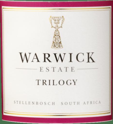 Trilogy Stellenbosch WO 2016 - Warwick Estate von Warwick Estate