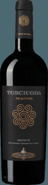 Torcicoda Primitivo 1,5 l Magnum 2017 - Tormaresca